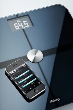 Wifi Body Scale iPhone