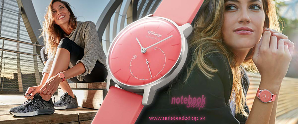 Withings Activité POP Pink - Activity Tracker