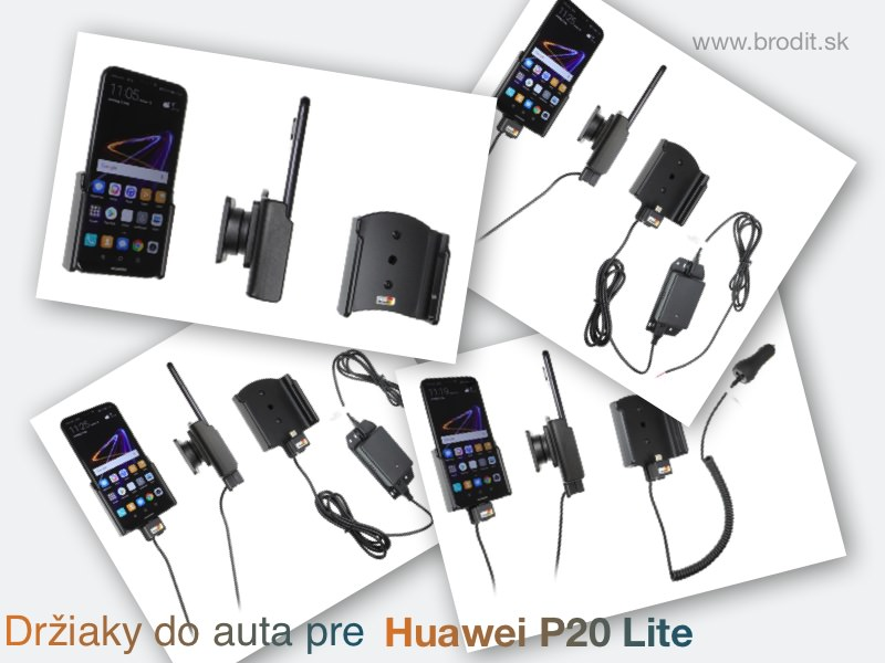 Držiaky do auta pre Huawei P20 Lite