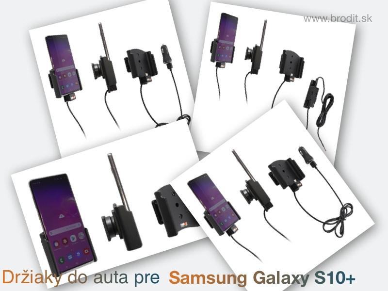 Držiaky do auta pre Samsung Galaxy S10+
