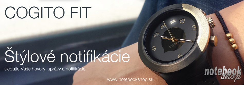 COGITO FIT connected watch