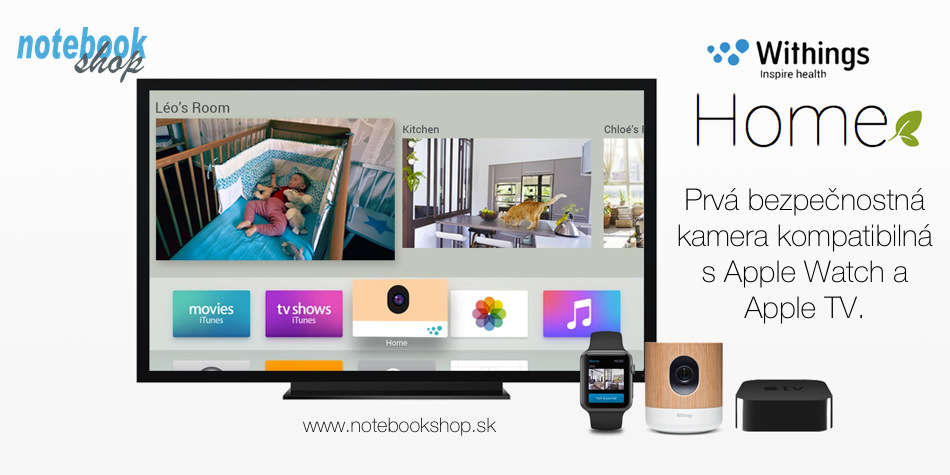 Nokia (Withings) Home + Apple TV