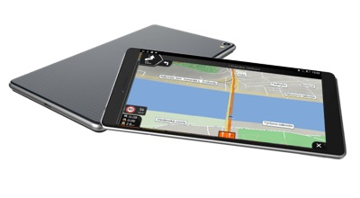 iGO navigation Pack LTE device