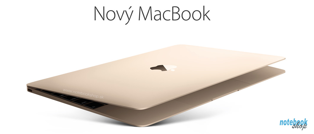 MacBook 12 s retina displejom