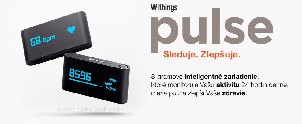 Withings Pulse - Activity Tracker
