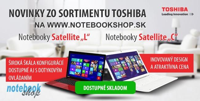Toshiba Satellite C50-A, L50-A