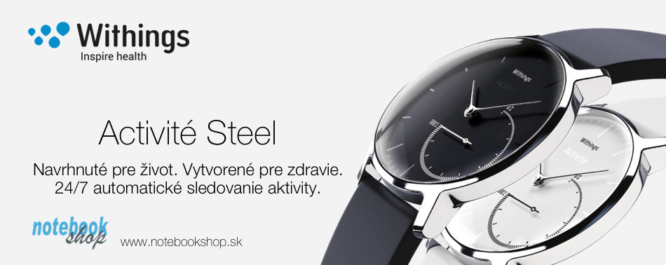 Withings Activité Steel - Activity Tracker