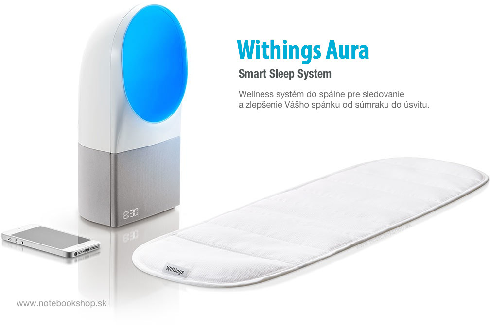 Withings Aura Smart Sleep System