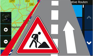 Smer dopravných udalostí