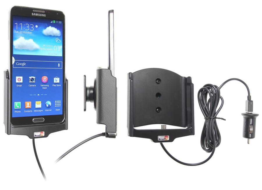 Aktívny držiak do auta pre Samsung Galaxy Note 3 N9005