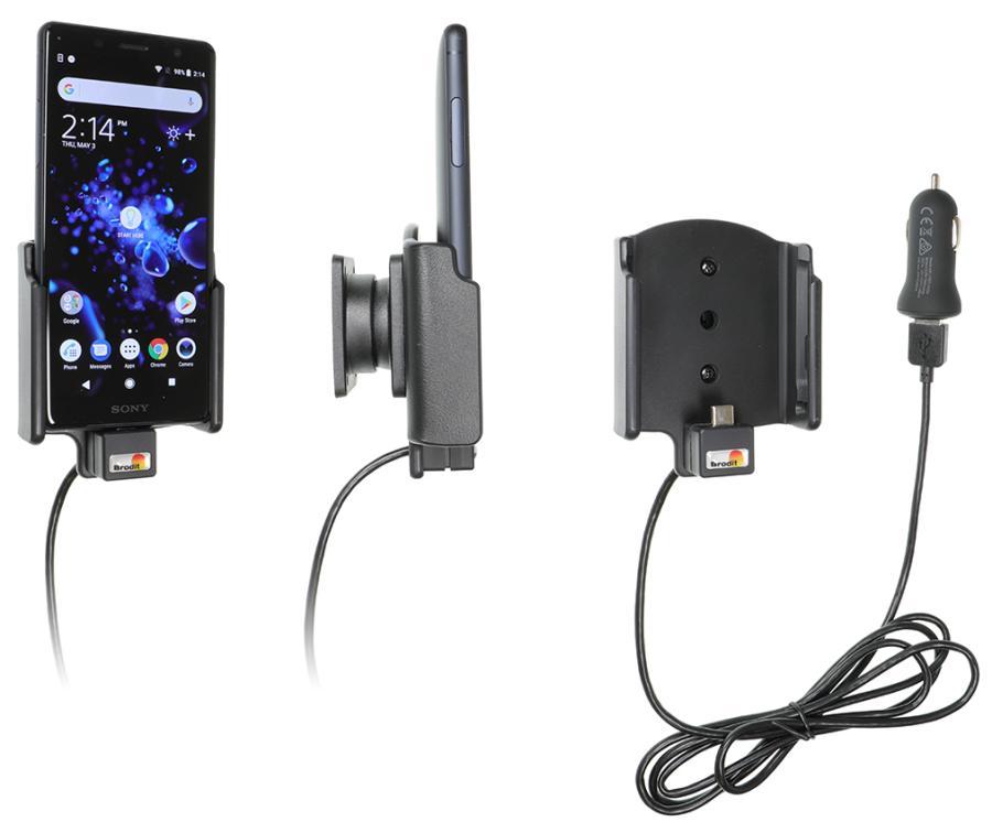 Aktívny držiak do auta pre Sony Xperia XZ2 Compact