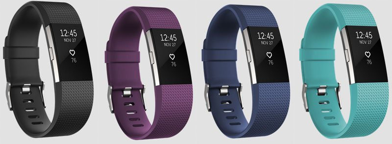 Fitbit Charge 2 header