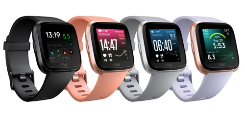Fitbit Versa Diabetes Edition