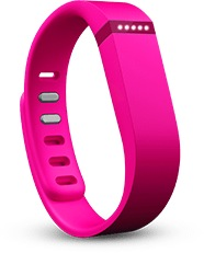 Fitbit Flex Pink Wireless Activity & Sleep Wristband