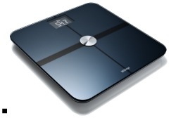 Inteligentná váha - Smart Body Analyzer Black
