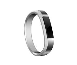 Obrázok produktu Fitbit Alta HR Metal Bracelet - náhradný kovový náramok