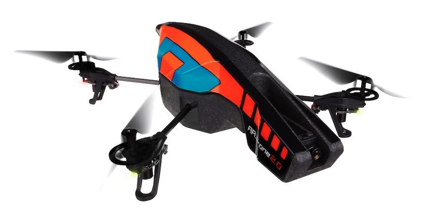 Obrázok produktu AR.Drone 2.0 HD
