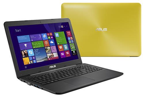Obrázok produktu ASUS X555LA yellow