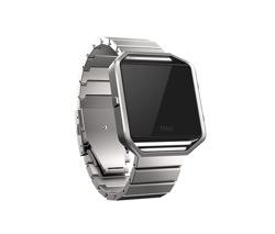Obrázok produktu Fitbit Blaze Metal Band + Frame - náhradný kovový náramok