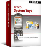 Resco System Toys for SmartPhone