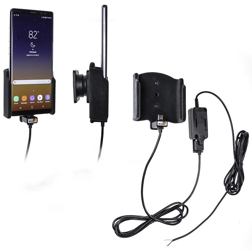 Obrázok produktu Aktívny držiak pre Samsung Galaxy Note 8 N950F s Molex kon. semiš