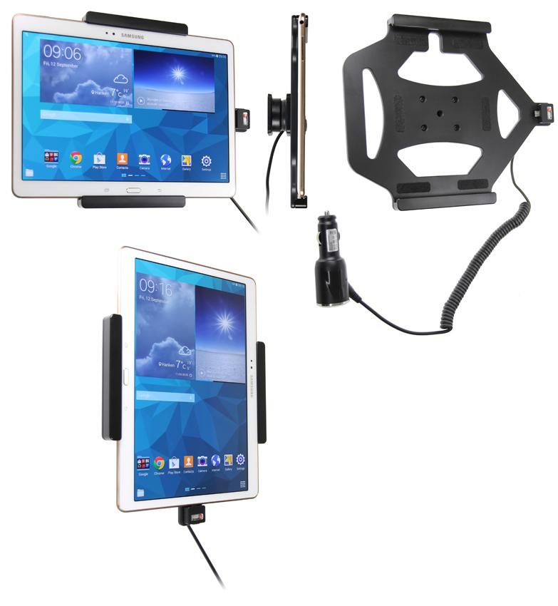 Obrázok produktu Aktívny držiak do auta pre Samsung Galaxy Tab S 10.5 T800