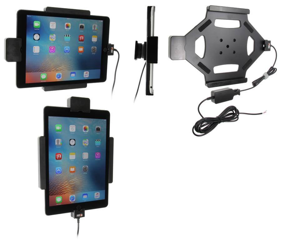 Obrázok produktu Aktívny držiak pre Apple iPad Air 2/Pro 9.7 s pruž. uzam. s Molex
