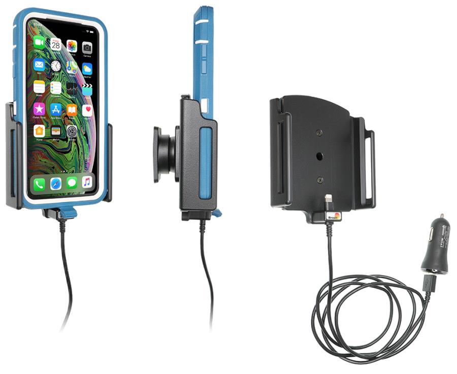 Obrázok produktu Aktívny držiak pre Apple iPhone 11 Pro Max, Xs Max s puzdrom