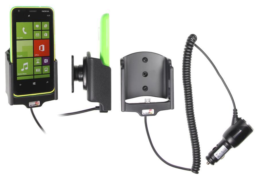 Obrázok produktu Aktívny držiak pre Nokia Lumia 620