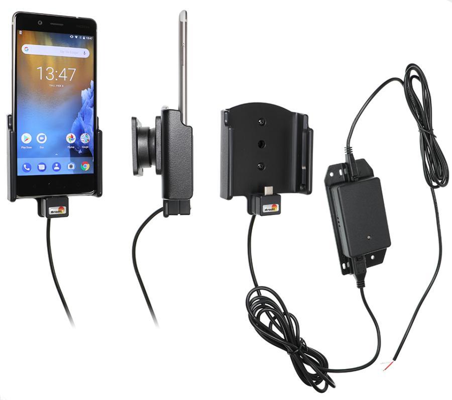 Obrázok produktu Aktívny držiak pre Nokia 8 s Molex kon.