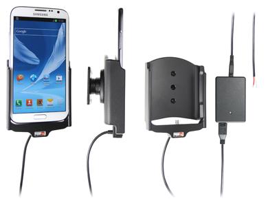 Obrázok produktu Aktívny držiak pre Samsung Galaxy Note II s Molex kon.