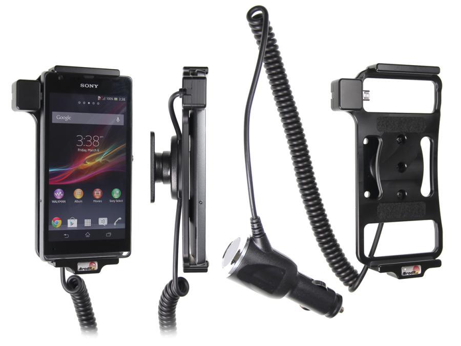 Obrázok produktu Aktívny držiak pre Sony Xperia SP