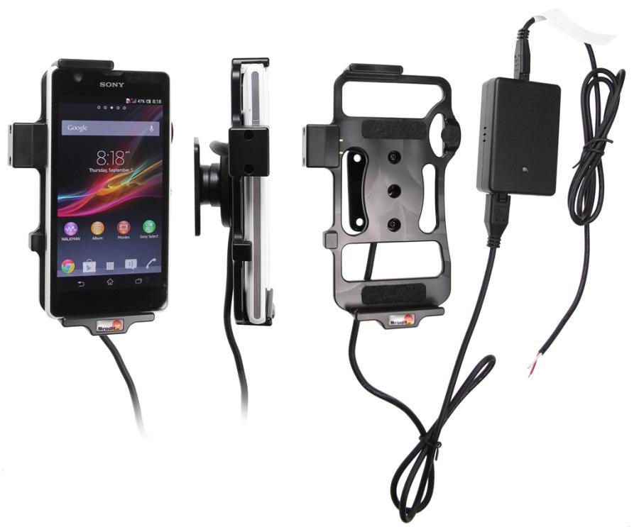 Obrázok produktu Aktívny držiak pre Sony Xperia ZR s Molex kon.