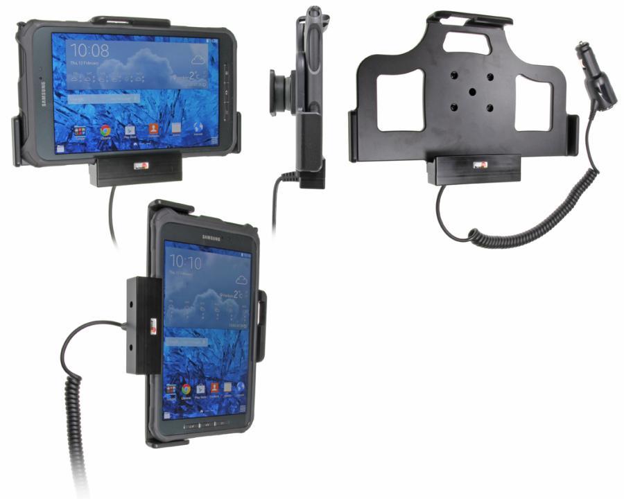 Obrázok produktu Aktívny držiak do auta pre Samsung Galaxy Tab Active 8.0 T365 pin