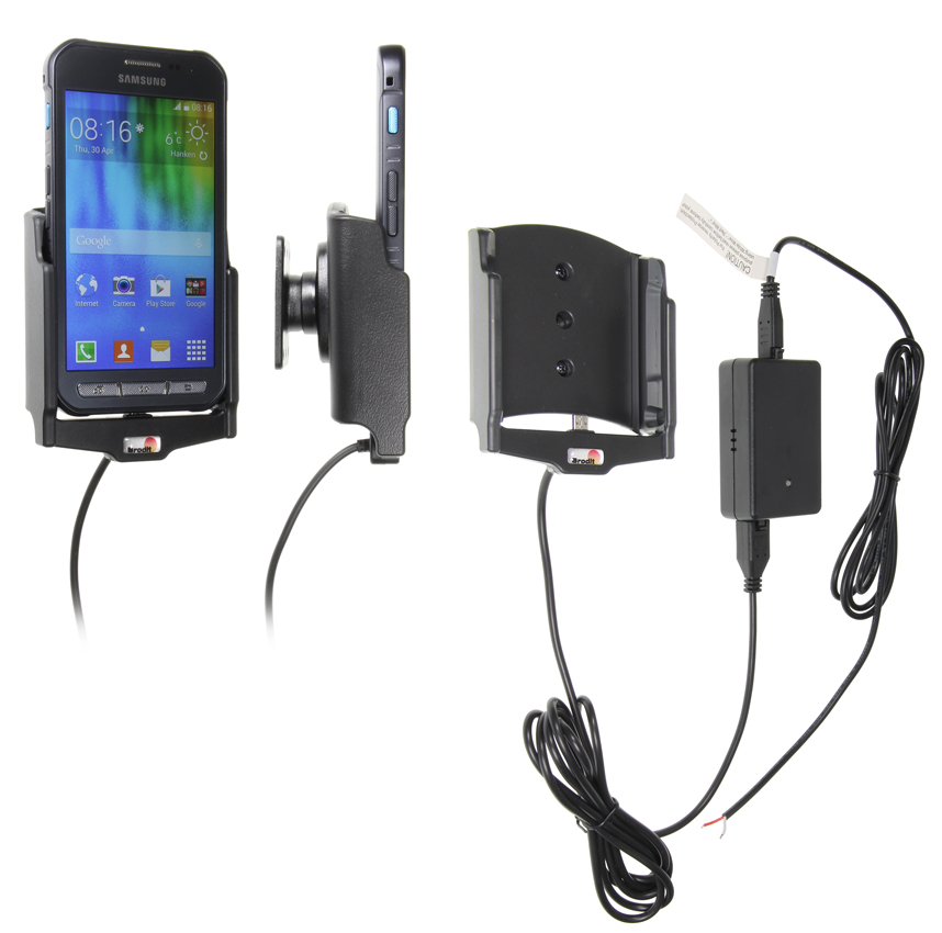 Obrázok produktu Aktívny držiak pre Samsung Galaxy Xcover 3 s Molex kon.