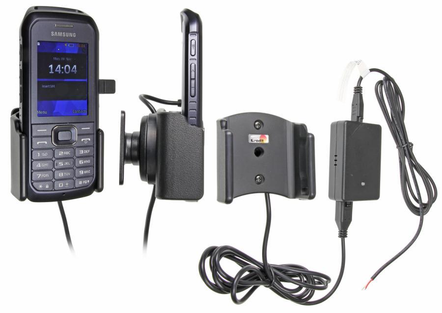 Obrázok produktu Aktívny držiak pre Samsung Xcover 550 B550 s Molex kon.