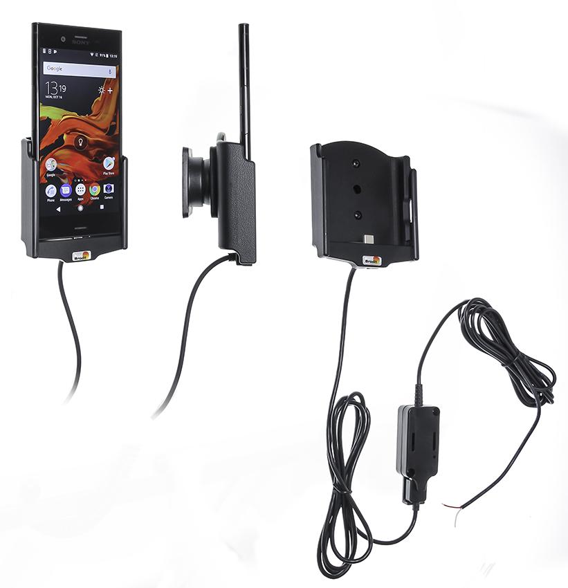 Obrázok produktu Aktívny držiak pre Sony Xperia XZ1 s Molex kon.