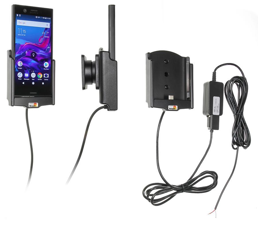 Obrázok produktu Aktívny držiak pre Sony Xperia XZ1 Compact s Molex kon.
