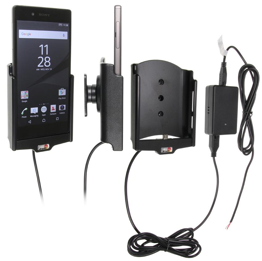 Obrázok produktu Aktívny držiak pre Sony Xperia Z5 Premium s Molex kon.