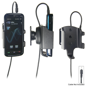 Obrázok produktu Držiak pre Nokia Nokia 5800 XpressMus pre použitie s orig. káblom