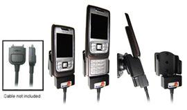 Obrázok produktu Držiak pre Nokia E65 pre použitie s orig. káblom