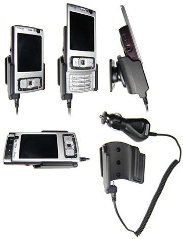 Obrázok produktu Aktívny držiak pre Nokia N95