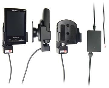 Obrázok produktu Aktívny držiak pre Sony Ericsson Xperia X10 mini s Molex kon.