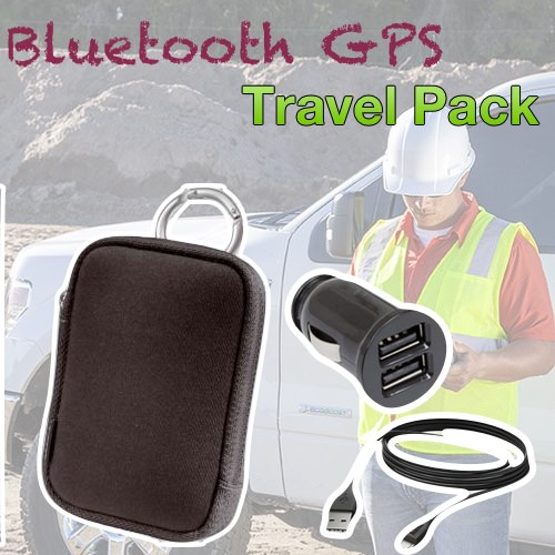 Travel Pack pre Bluetooth GPS