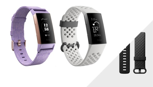 Fitbit Charge 3 Adv. Health and Fitness Tracker Special Edition