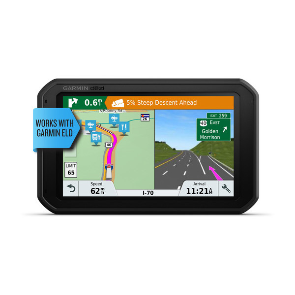 Garmin dezl 780LMT-D + Lifetime (Truck) + Slovakia Traffic