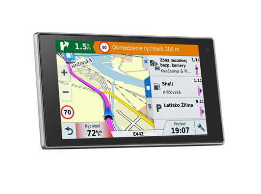 Garmin DriveLuxe 51 LMT-D Lifetime EU + Slovakia Traffic
