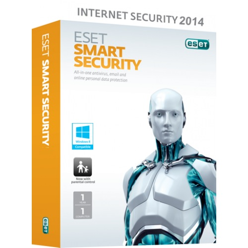 ESET Smart Security pre 4PC + 2 ročný update