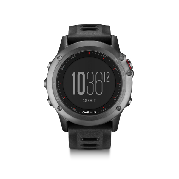 Garmin fénix 3 grey