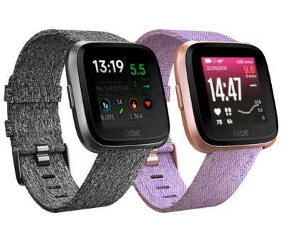 Fitbit Versa Watch Special Diabetes Edition